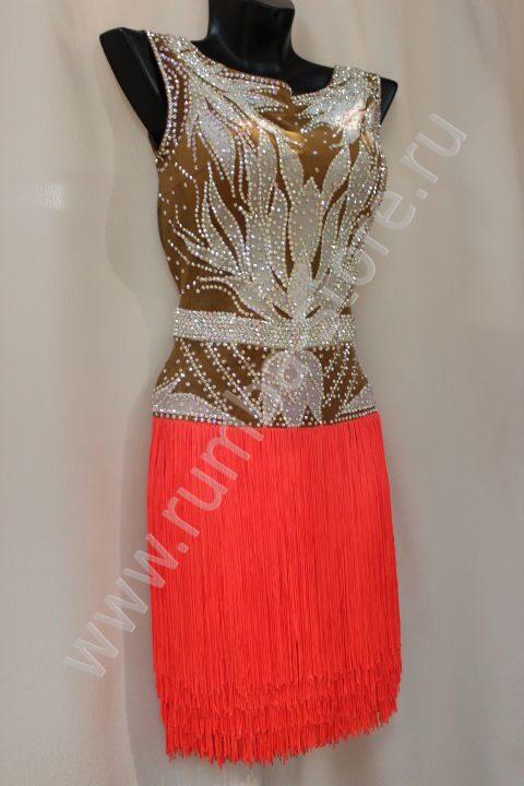 Купить Конкурсное Платье Латина